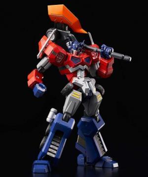 Furai Model Kit 01 Optimus Prime (Attack Mode)
