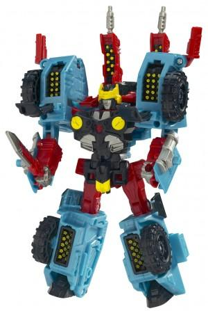 Hot Shot (Cybertron Defense)