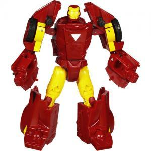 Iron Man (car redeco)