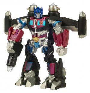 Jetpower Optimus Prime (Mega Power Bots)