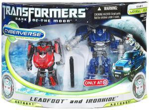 Leadfoot and Ironhide (Target)