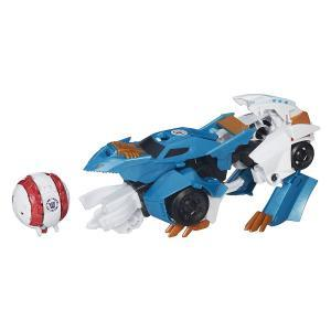 Mini-con Deployer Crazybolt and Scorch Strike Hammer