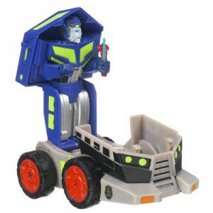 Nightwatch Optimus Prime