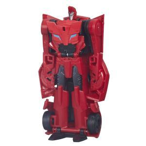 One-Step Patrol Mode Sideswipe