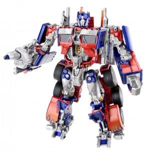 OPTIMUS PRIME BATTLE RIG BLASTER