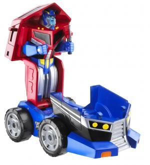 Optimus Prime (Bumper Battlers)