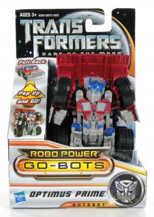 Optimus Prime (Go-Bots)