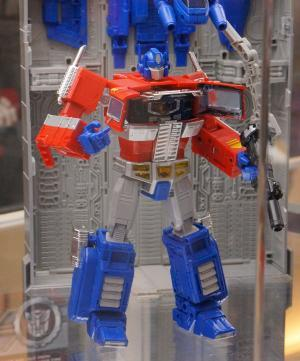 Optimus Prime (Masterpiece)
