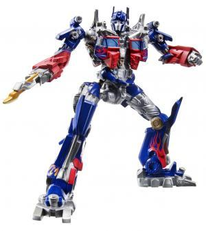 Optimus Prime (Robot Replicas)