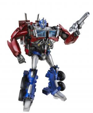 Optimus Prime (Weaponizers)