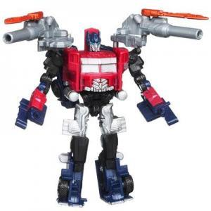 Optimus Prime with Energon Swords