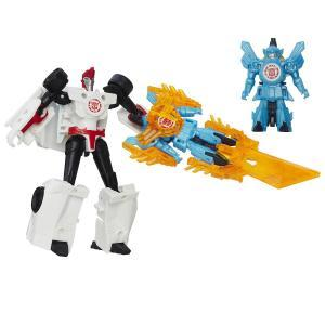 Sideswipe with Mini-Con Windstrike