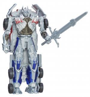Smash and Change Silver Knight Optimus Prime (Target)