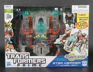 Star Hammer with Wheeljack