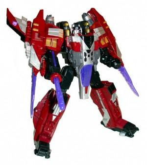 Starscream & Vector Prime 2-pack