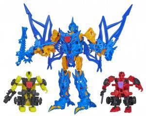Strafe with Bumblebee and Stinger