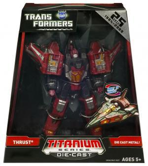 Thrust (Transformers Universe)