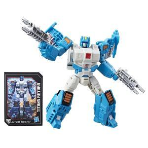 Topspin with Freezeout