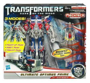 Ultimate Optimus Prime