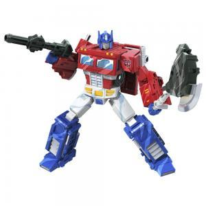 WFC-S65 Classic Animation Optimus Prime (Walmart Exclusive)