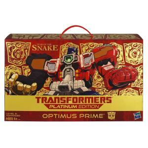 Year of the Snake Optimus Prime