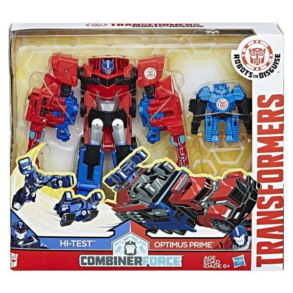 Transformers News: New Stock Images for Robots in Disguise Activator Optimus Prime & Hi-Test