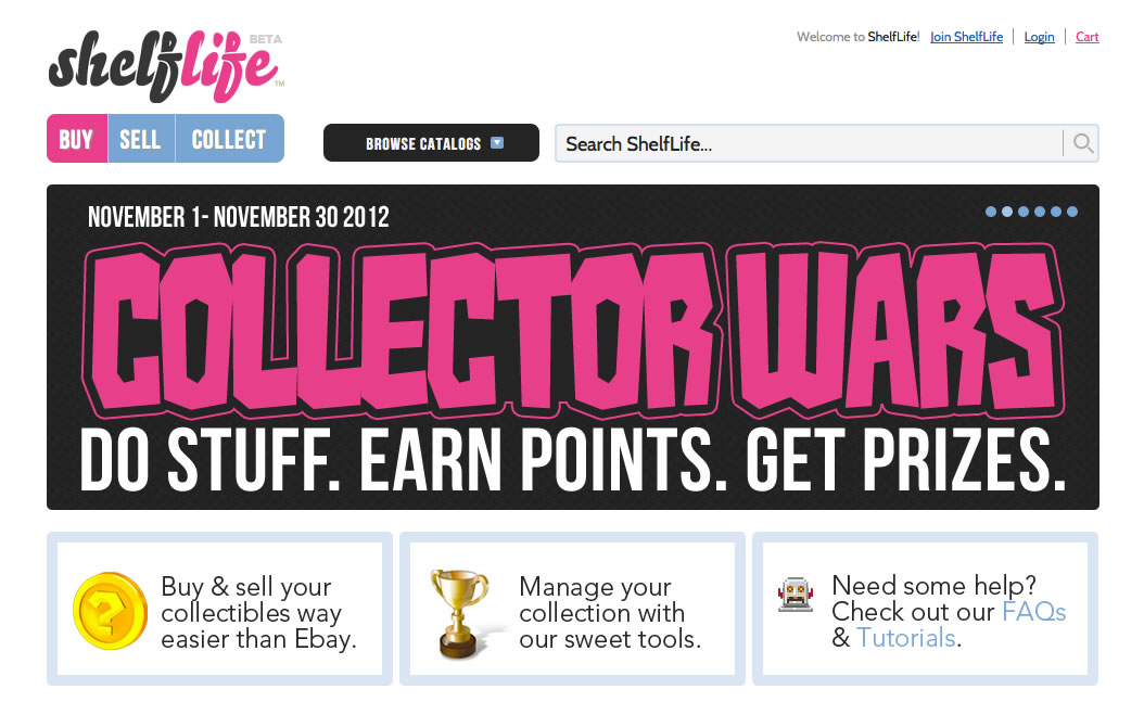 Win an MP Soundwave & $500 in Prizes with ShelfLife.net Collector Wars!