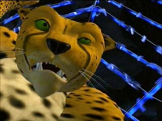 Cheetor makes a weird face