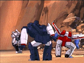 The Decepticons at their finest