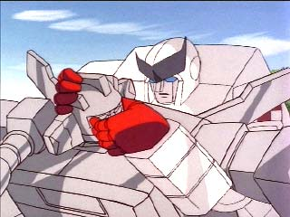 Ratchet tries to move Wheeljack's head