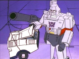 Megatron checks out Breakdown's trunk