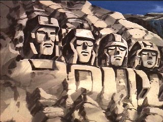Mount Rushmore gets a facelift