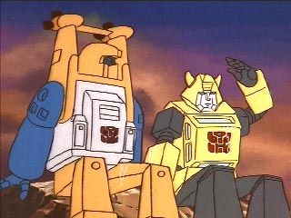 Seaspray and Bumblebee converse