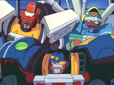 Predacons dressed as Car Brothers