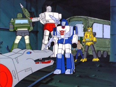 Alligatorcon and the Autobots