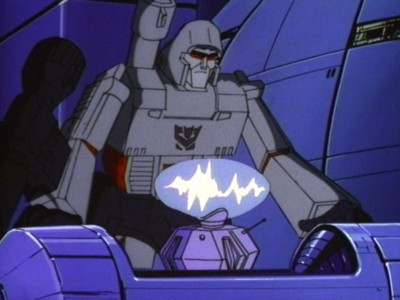 Megatron covets the exponential generator