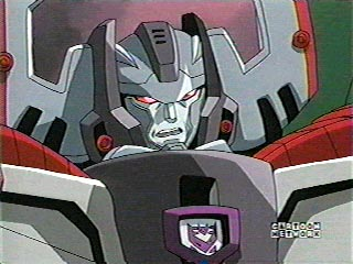 This is Megatron!