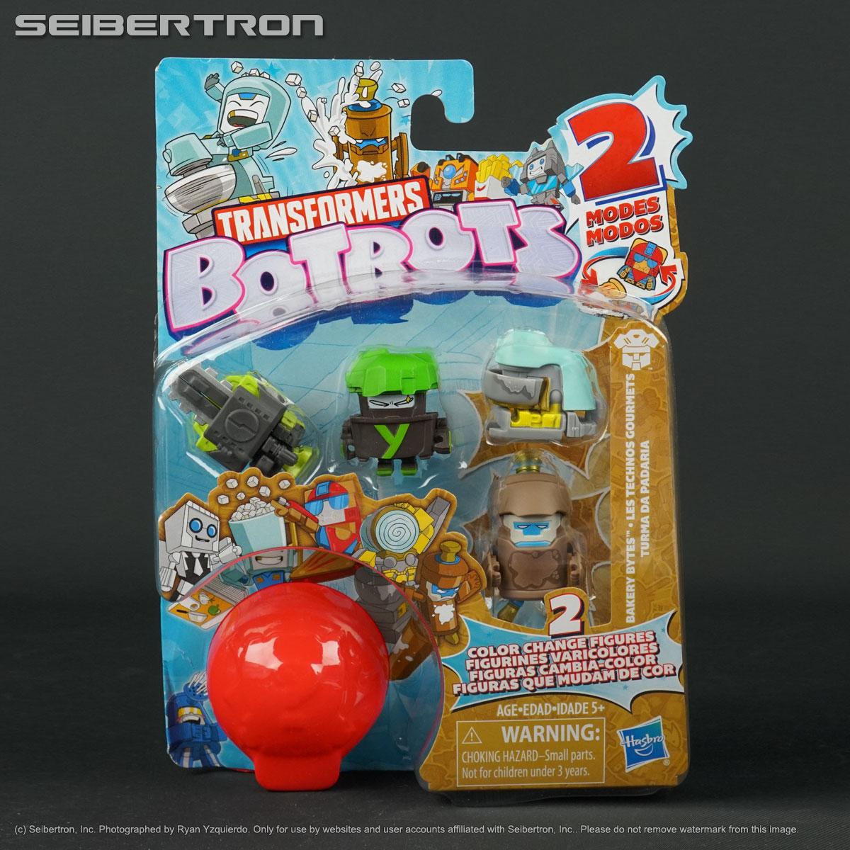 READ Cranks - SERIES 1 USA Cheap Hasbro Transformers Botbots Rootwing Dragon
