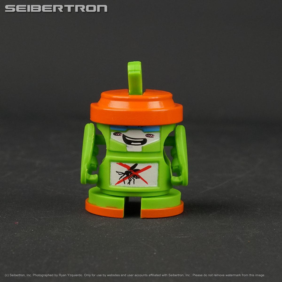 THE DETANGLER Transformers BotBots Series 2 Lost Bots 2019 conditioner bottle