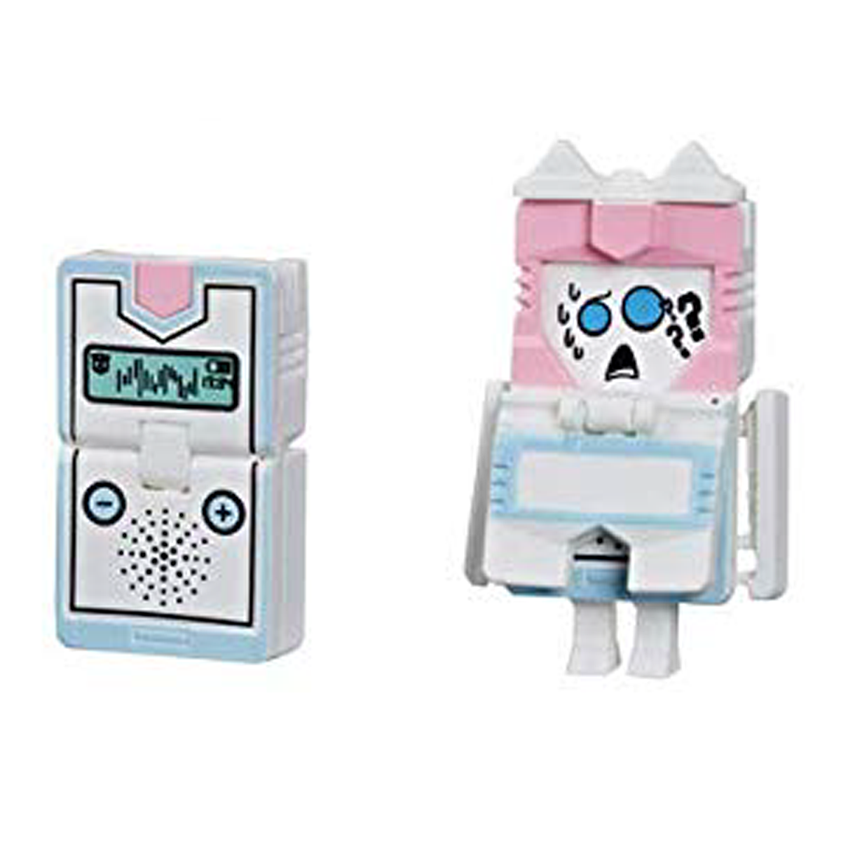 Nampy Transformers botbots Series 3 Goo Goo Groupies 2019 Hasbro Baby Crib