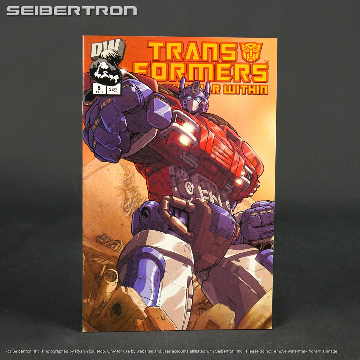 TRANSFORMERS WAR WITHIN VOLUME 2 #2 DREAMWAVE COMICS