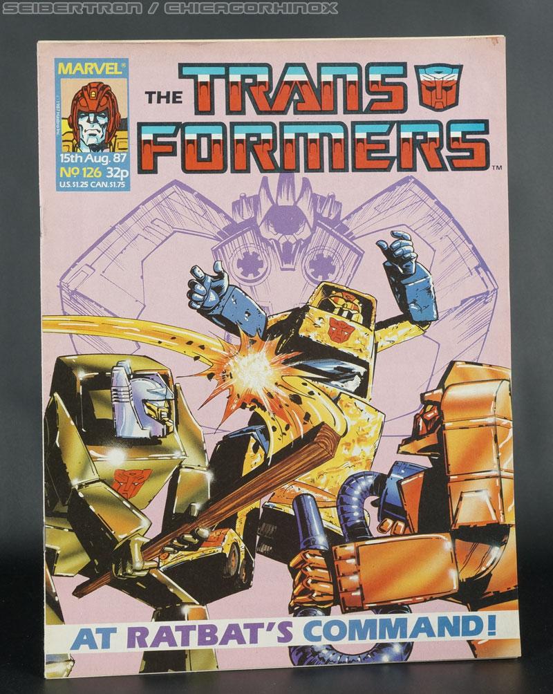 Transformers toys andMarvel UKTransformerscomic books listings from Seibertron.com