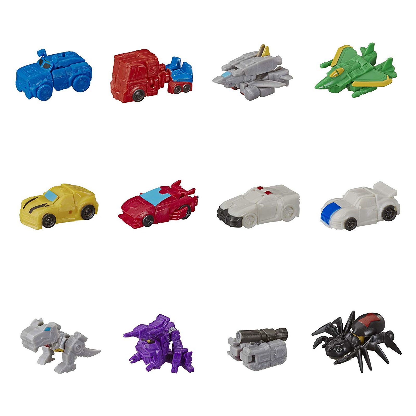 Transformers Cyberverse Tiny Turbo Changers Series 2 Prowl