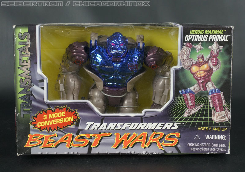 Featured eBay Auctions: G2, Beast Wars, Fox Kids, Beast Machines, Movie Press Kit and more!
