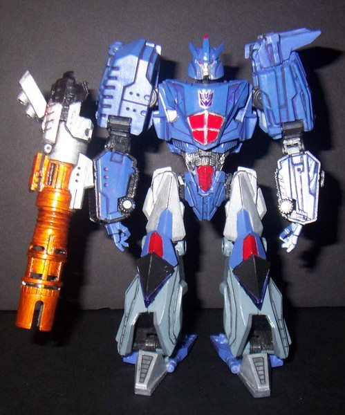 Double Shattered Glass Optimus Prime KOLD Limited Edition