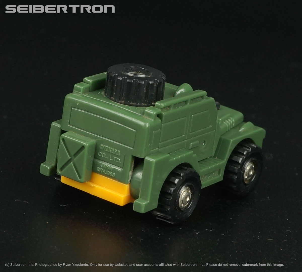 Transformers listings from Seibertron.com: BRAWN Transformers G1 Mini-bot Generation 1 Hasbro 1984 vintage Pre-rub