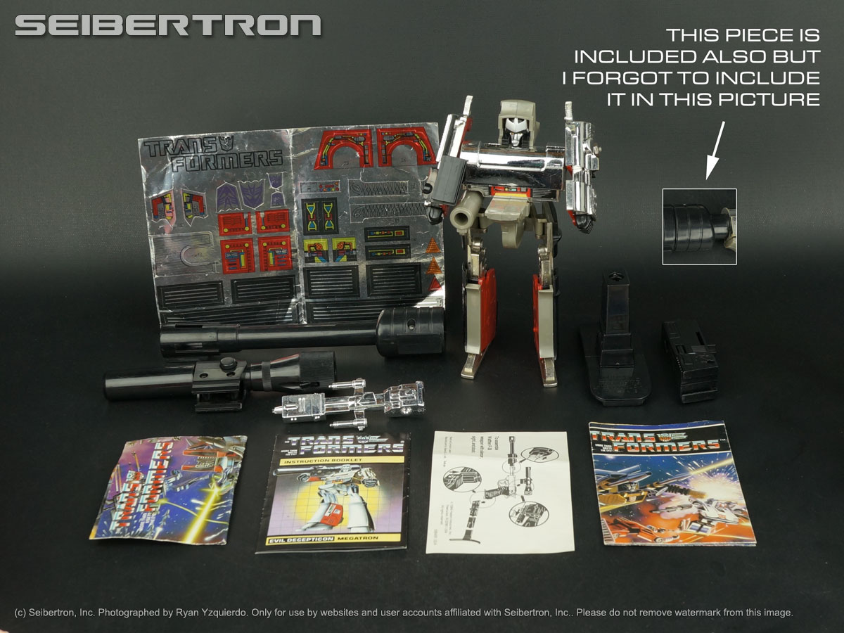 Transformers News: Seibertron.com eBay Store Update: G1 Transformers, Beast Wars, and more!