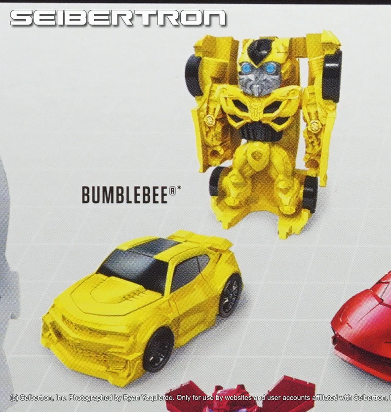 Transformers Tiny Turbo Changers SERIES 3 Movie Edition