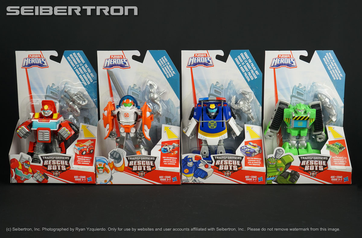 weapon Transformers Rescue Bots 2018 Cartoon Colors BLADES COPTER-BOT