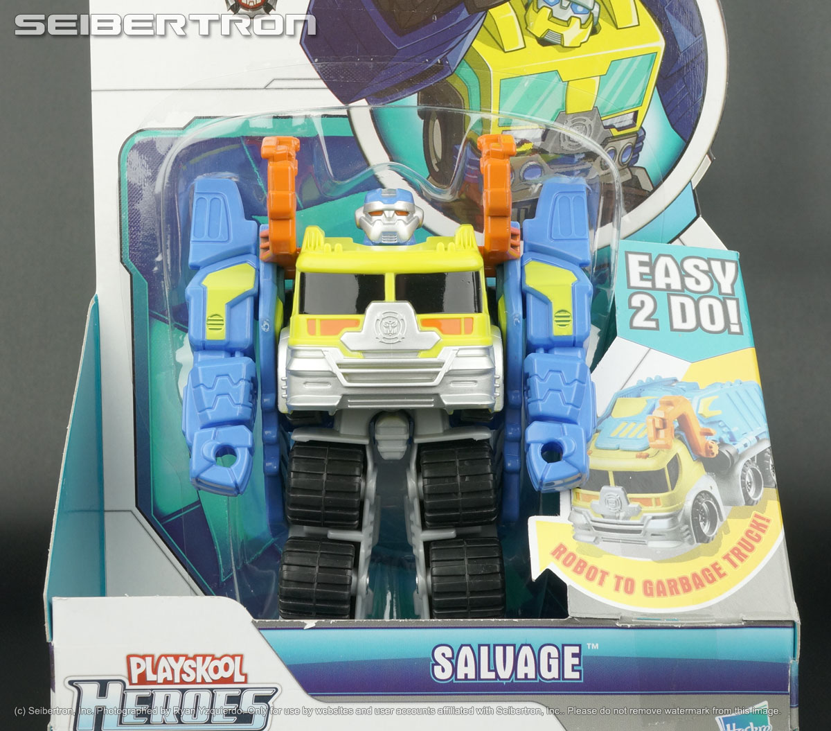 Rescan Salvage Transformers Rescue Bots Playskool Heroes